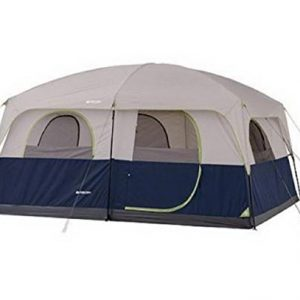 10-Person-Tent-2-Rooms-Instant-Outdoor-Family-Trail-Hunting-Camping-Cabin-Wall-0