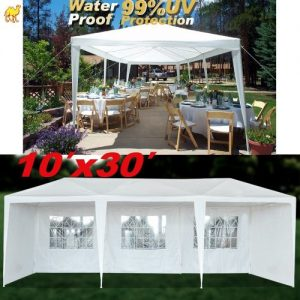 10X30-Wedding-Party-Tent-Outdoor-Easy-Set-Gazebo-BBQ-Pavilion-Canopy-Cater-Events-0