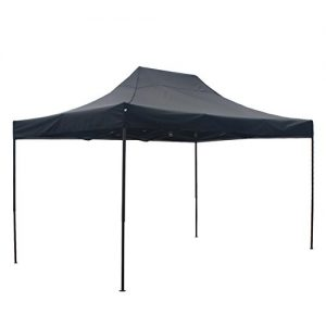 10x15-Feet-Multi-Color-and-Size-Portable-Event-Canopy-Tent-Canopy-Tent-Party-Tent-Gazebo-Canopy-Car-Shelter-Wedding-Party-Easy-Pop-Up-Black-0