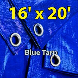 16x20-Blue-Multi-purpose-6ml-Waterproof-Poly-Tarp-Cover-with-Tent-Shelter-Camping-Tarpaulin-By-Prime-Tarps-0