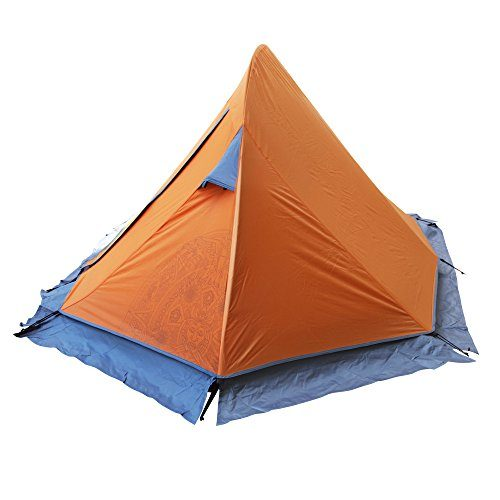 azteq minipack up 2 person 83 by 46 foot sport camping tent 100 waterproof 6000mm discount tents nova