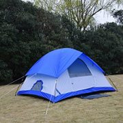 Airblasters-4-Person-Tent-Camping-Lightspeed-Outdoors-Ample-Family-Hiking-Waterproof-0-0
