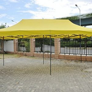 American-Phoenix-10x20-Multi-Color-and-Size-Portable-Event-Canopy-Tent-Canopy-Tent-Party-Tent-Gazebo-Canopy-Commercial-Fair-Shelter-Car-Shelter-Wedding-Party-Easy-Pop-Up-Yellow-10x20-0