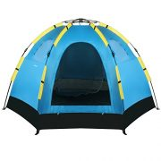Ancheer-Blue-5-8-Person-Waterproof-Automatic-Pop-Up-Portable-Camping-Hiking-Tent-With-Carry-Bag-0-1