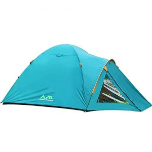 Arctic-Monsoon-Family-Camping-Dome-Tent-Starry-T1-2-3-Person-Lightweight-Waterproof-Tent-for-Camping-Hiking-Backpacking-Picnic-Party-Outdoor-Indoor-Use-837150-inch-Three-Seasons-0