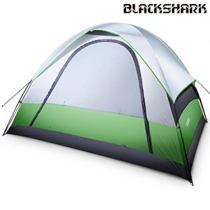 BlackShark-TE02-4-person-Lightweight-Waterproof-Dome-Family-Tent-for-Traveling-Camping-Hiking-with-Portable-Bag-0