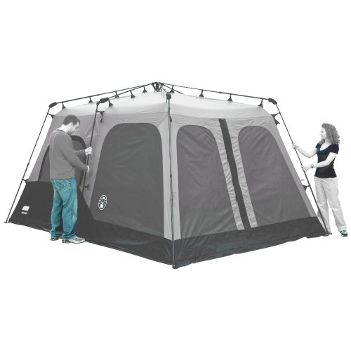 Coleman 8 Person Instant Tent 14 X10 Discount Tents Nova