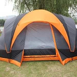 Elite-Double-layer-Outdoor-8-Person-Camping-Cabin-Family-Tent-0-0
