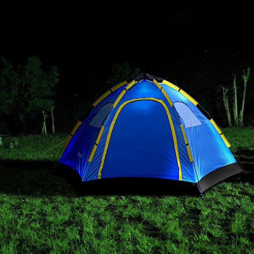 Instant Family Tent 6 Person Large Automatic Pop Up