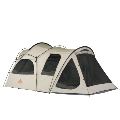 Kelty frontier 10 10 foot canvas tent 6 person discount for How to make a canvas tent