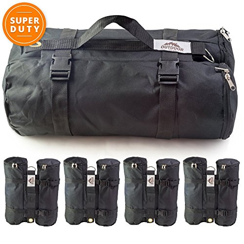 Large Canopy Weight Bags 40 Lbs For Portable Canopy