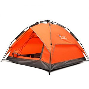 Mountaintop-Outdoor-3-4-Person-Camping-TentBackpacking-Tents-with-Carry-Bag-Double-layers-Automatic-Three-Seasons-Tents-for-Camping-Orange-0
