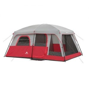 Ozark-Trail-10-Person-2-Room-Family-Cabin-Tent-Red-0