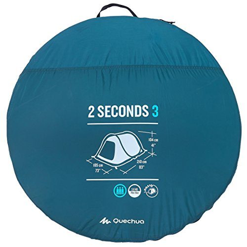 Quechua-Waterproof-Pop-Up-C&ing-Tent-2-Seconds-  sc 1 st  Discount Tents Nova : quecha tent - memphite.com