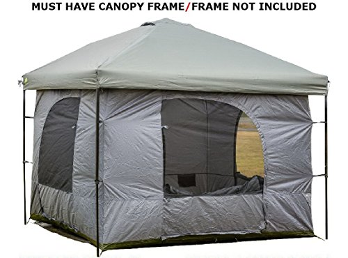 Standing Room 144 Family Cabin Camping Tent Xxl 12 215 12