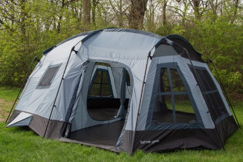 Tahoe Gear Ozark 3 Season 16 Person Large Family Cabin