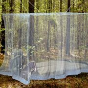 #1 Outdoor Mosquito Net By NATURO -The Largest Double Bed Mosquito Net Canopy u2013 Insect Malaria Zika Repellent u2013 Free Bonuses 2 Insect Repellent Bracelets ... & 1 Outdoor Mosquito Net By NATURO -The Largest Double Bed Mosquito ...