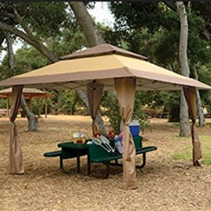 13-x-13-Pop-Up-Canopy-Gazebo-Great-for-Providing-Extra-Shade-for-your-Yard-Patio-or-Outdoor-Event-0