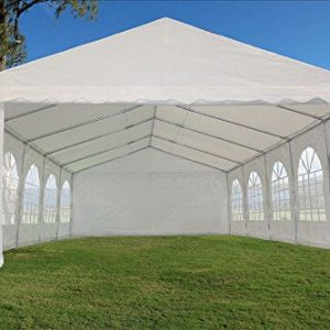 32x16-Heavy-Duty-Wedding-Party-Tent-Canopy-Carport-White-0-0