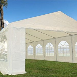 32x16-Heavy-Duty-Wedding-Party-Tent-Canopy-Carport-White-0
