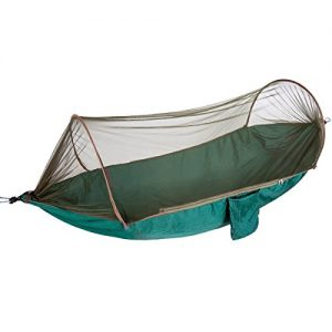 95-Feet-Hammock-with-Mosquito-Net-Tent-for-4-Season-Outdoor-Camping-That-can-be-used-as-a-Travel-Bed-and-Comes-with-2-Extra-Sturdy-Tree-Straps-navy-0