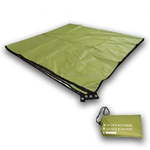 Beach-Picnic-Blanket-YUEDGE-Water-resistant-Foldable-Oversized-Outdoor-Beach-Picnic-Mat-Blanket-Used-as-Outdoor-Camping-Gear-Shade-TarpTent-Footprint-Sleeping-PadsL-Size-Army-Green-0