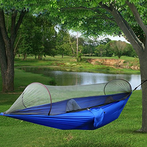 Camping Hammock Topist Hammock Tent Pop Up Mosquito Net