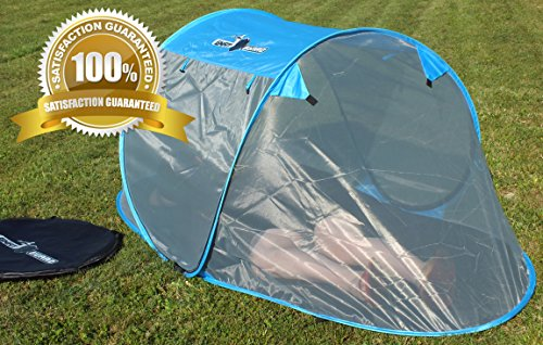 Gnat-Guard-Skyview-Free-Standing-Pop-Up-Mosquito- & Gnat Guard Skyview Free-Standing Pop-Up Mosquito-Net Tent Blue ...