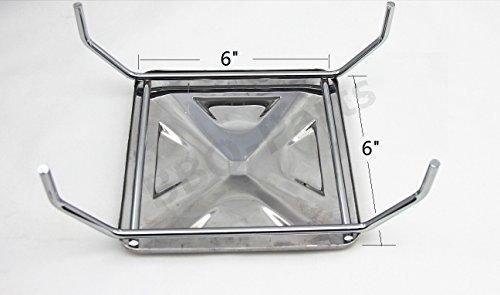 Hongso-SPB261-1-pack-Stainless-Steel-Heat-Plates-  sc 1 st  Discount Tents Nova : heat tents for gas grills - memphite.com