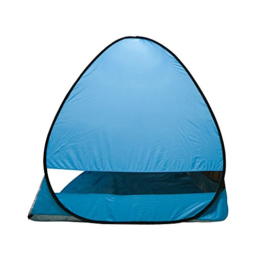 Pop Up Cabana : Kany outdoor automatic pop up instant portable cabana