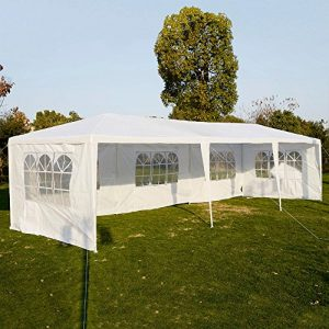 New-Clevr-10x30-Canopy-Party-Wedding-Outdoor-Tent-Heavy-Duty-Gazebo-Pavilion-0