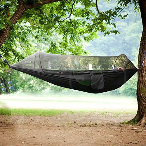 Outdoor Camping Hammock Bukm Mosquito Hammock Travel Bed