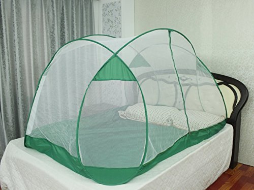 Portable Mosquito Netting : Portable foldable mosquito net tent insect protection nets