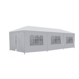 Smartxchoices-Outdoor-Camping-Party-Wedding-Tent-Patio-Tent-Gazebo-Canopy-with-Side-walls-White10-30-0