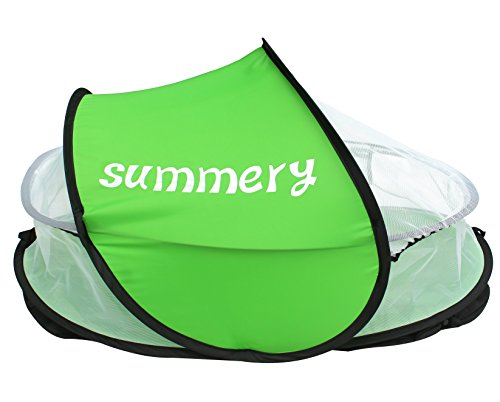 Summery-baby-travel-bed-Portable-baby-beach-tent-  sc 1 st  Discount Tents Nova & Summery baby travel bed Portable baby beach tent UPF 35+ sun ...