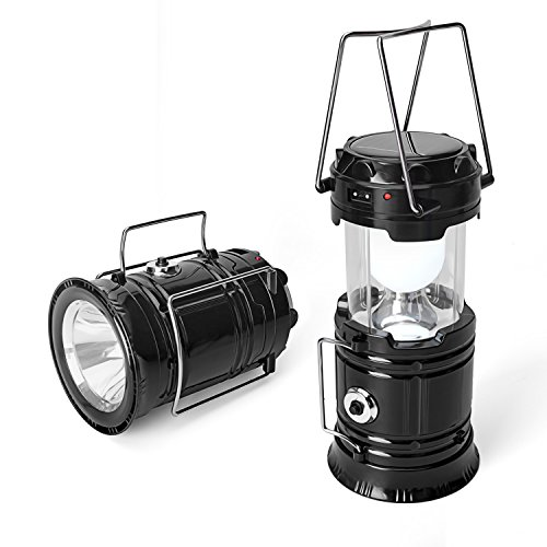 12 Volt Black Light For Fishing: Upmall Camping Lantern,Solar Rechargeable LED Tent Light
