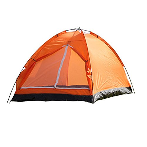 ZJKC-2-Person-Waterproof-1-Room-26-lbs-  sc 1 st  Discount Tents Nova & ZJKC® 2 Person Waterproof 1 Room 2.6 lbs Weight Outdoor Hiking ...
