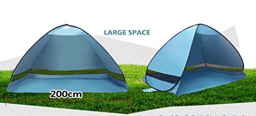 e-Joy-Outdoor-Automatic-Pop-up-Instant-Portable-  sc 1 st  Discount Tents Nova & e-Joy® Outdoor Automatic Pop up Instant Portable Cabana Beach Tent ...
