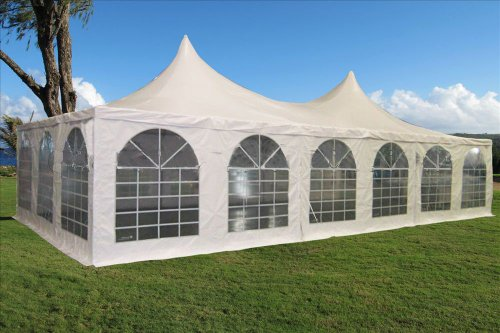 40 X20 Pvc Pagoda Tent Heavy Duty Party Wedding Tent