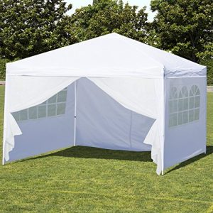 Best-Choice-Products-10-x-10-EZ-Pop-Up-Canopy-Tent-Side-Walls-Carrying-Bag-0