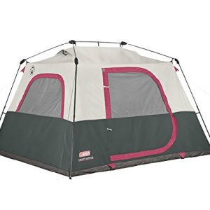 Coleman-6-Person-Family-Camping-Instant-Cabin-Tent-10-x-9-Feet-with-WeatherTec-0