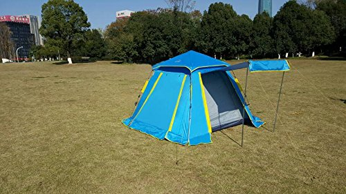 Funs-Instant-Setup-3-4-Person-3-Season- : 4 person dome tent with porch - memphite.com