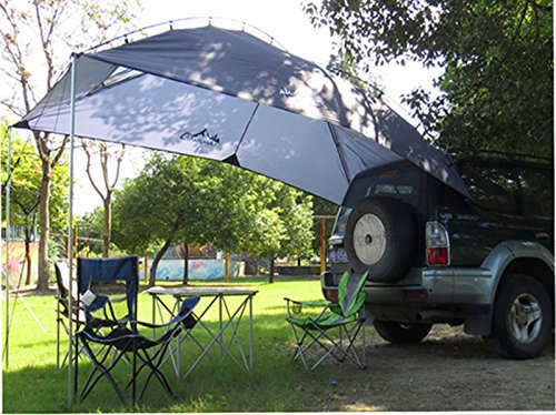 Hasika Awning Camper Trailer Roof Top Family Tent
