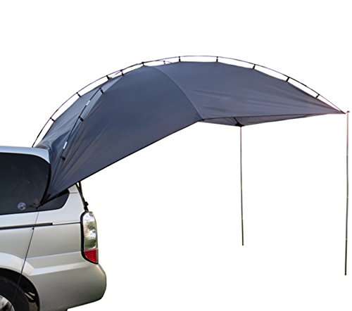 Hasika Awning Camper Trailer Roof Top Family Tent For