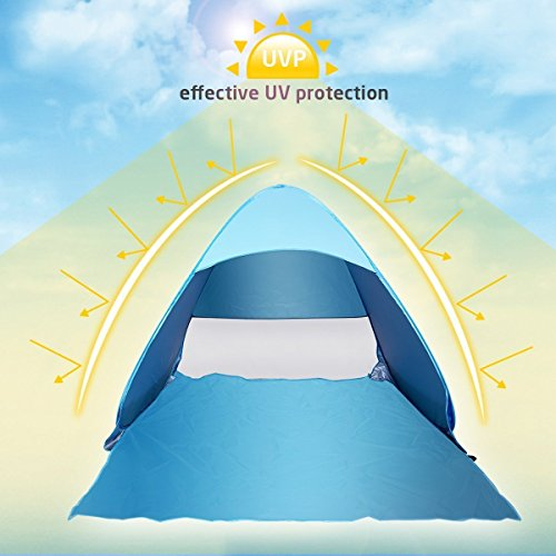 Kany-Portable-Outdoor-Automatic-Pop-Up-Instant-Quick- : baby shade tent uv protection - memphite.com