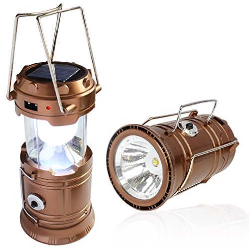 Solar Camping Lantern Rechargeable Led Camping Light