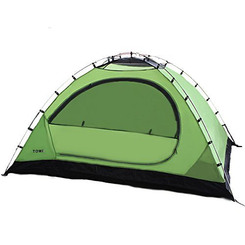 TOWK-Portable-Waterproof-2-Person-Double-Skin-Family-  sc 1 st  Discount Tents Nova & TOWK Portable Waterproof 2-Person Double-Skin Family Camping Tent ...