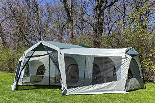 Tahoe-Gear-Carson-3-Season-14-Person-Large- & Tahoe Gear Carson 3-Season 14 Person Large Family Cabin Tent ...