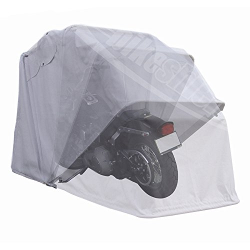 Portable Motorcycle Covers : The bike shield junior small motorcycle shelter