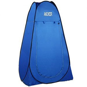 Ancheer-Shower-Tent-Waterproof-Portable-Set-Up-Toilet-Changing-Room-Camping-Beach-Dresses-Tent-with-Carry-Bag-0